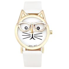 Hipster Cat Watch