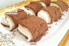 How to make milk dessert recipe? Milk dessert in Volksbuch . Bulgarian Recipes, Turkish Recipes, Ethnic Recipes, Cocoa, Yummy Food, Tasty, Delicious Recipes, Comfort Food, Iftar