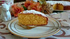 Cari lettori, oggi vi presento la torta al latte caldo .Una torta leggera come una nuvola, perfetta per colazione o per merenda. Una torta semplice, profum