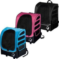 Dog Backpack Carrier » Pet Gear I-GO-2 Traveler Backpack Dog ...