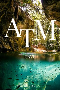 The world famous ATM cave in Belize! Come have an adventure!