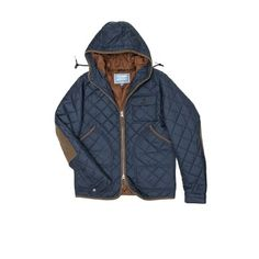 @WHARF Clothing  Clothing & Wares - The Quilted Track Coat by GANT x MB