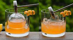 Breaking Cocktail Sphere