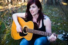 Creative Portraits. Sue Moodie Photography. Music. Guitar. Woods.