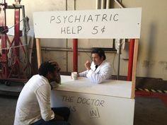 Need psychological help? Ask neurosurgeon Derek shepherd!