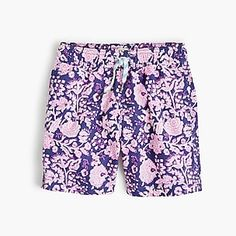 ba57b7f9d6 Boys' Clothing - Special Shops: The Vacation Shop - J.Crew Boys Swimwear
