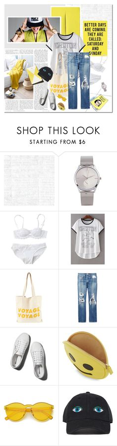 """""""Better days are coming"""" by undici ❤ liked on Polyvore featuring Osborne & Little, Abercrombie & Fitch, Iphoria and Garance Doré"""
