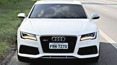 Audi RS 7 SPORTBACK, CARRO ESPORTE DISFARÇADO DE SEDÃ - AUTOentusiastas