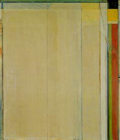 Richard Diebenkorn, Ocean Park No 100.