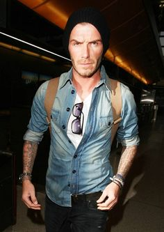 Beckham's Half Tuck