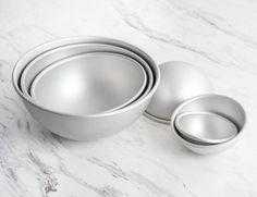 Hemisphere Cake Pan Recipe