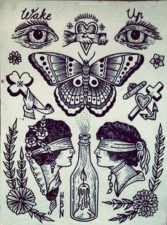 xxkilljoy-mcrxx: Hannah Pixie Snowdon - Artwork