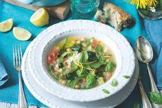 44 nej receptů s cuketami Ciabatta, Soup, Meat, Chicken, Ethnic Recipes, Soups, Cubs
