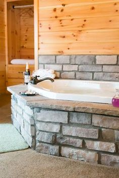 Morning Glory King Suite w/ Jacuzzi $89-$179. Pine Cove Lodge Berlin, OH Others available as well. luxuriously appointed King suite in newly remod. Pine Cove Lodge. Privately Located on the second floor, this suite offers very nice amenities at a great price! This suite offers: King Sized Comfort Select Bed Two Person Stone Jacuzzi Stone Gas Fireplace Rustic Wood Furniture Kitchenette Private Deck with view of Pond Tiled Walk in Shower LCD TV with DVD Player Air Conditioning Free Internet…
