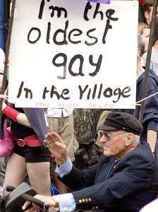 Oldest gay in the village becomes Brighton Pride ambassador