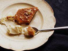 Una belleza de postre, esponjoso, húmedo. Una alternativa a la receta de baklava tradicional. Además, es tradicional receta de Bosnia.