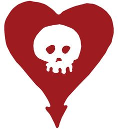 The Alkaline Trio logo, one of my favs. Beautiful simplicity.