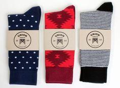Nice socks!