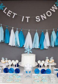 Conheça nosso artigo com uma seleção de 80 ideias de decoração para festa infantil com tema Frozen. Inspire-se!