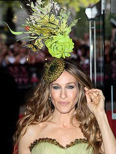 That's how you wear a hat... <3