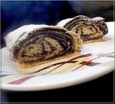 Limara péksége: Kelt rétes Hungarian Recipes, Strudel, Sweet Desserts, Cookie Recipes, Pancakes, Bakery, Lime, Food And Drink, Bread