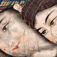 Minyatur Mughal Paintings, Islamic Paintings, Persian Motifs, Persian Culture, Iranian Art, Hand Art, Orient, Calligraphy Art, Islamic Art