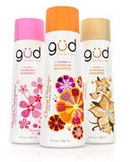 Burt's Bees Gud shampoo - smells awesome and cleans well, without anything toxic!