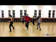 Cake By The Ocean - DNCE * Zumba Choreo by Vitor Monteiro - YouTube