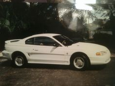 My very own 1995 mustang