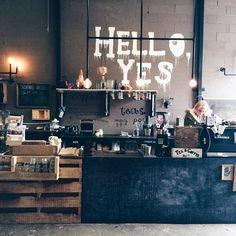 @helloyescoffee ☕️ #latergram