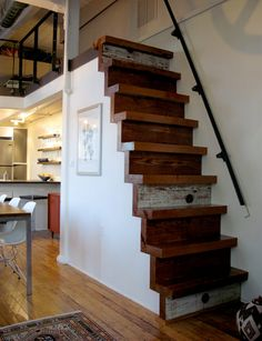 Em construção: Escadas charmosas