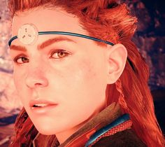 Hypnotic. ☺️ #horizonzerodawn #aloy #photomode #screenshot #ps4 #ps4share