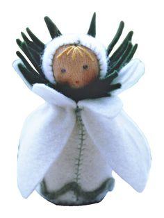 DIY Doll Kit -- Little Snowdrop