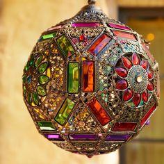 Caravan Gem Collection • Bohemian Lanterns • Finding The Look ✌