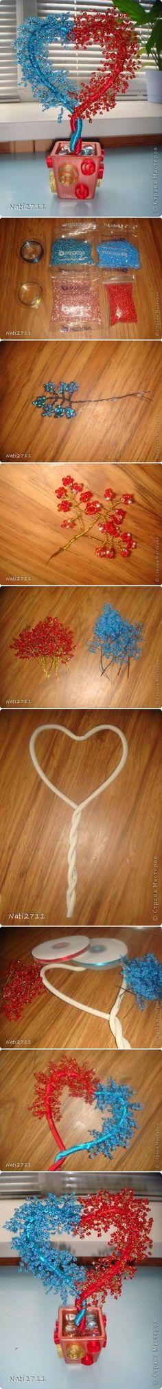 DIY Tree of Love DIY Tree of Love