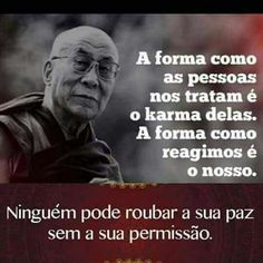 Sabedoria✨ Buddhist Quotes, Zen Meditation, Dalai Lama, Life Inspiration, Yin Yang, Wisdom Quotes, Quotations, Best Quotes, Spirituality