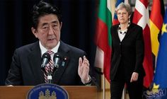 وزير الإعلام الياباني يبيّن تركيز بلاده اقتصاديًا مع الاتحاد الأوروبي وليس بريطانيا: أكّد وزير الدبلوماسية والإعلام الياباني، شينيتشي ليدا،…