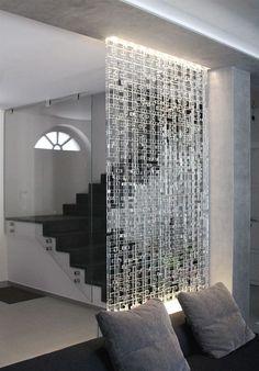 paroi lumineuse projet agence lectricit pinterest. Black Bedroom Furniture Sets. Home Design Ideas