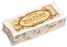 Walters Homemade Honey Macadamia Nougat, 2-Ounce Packages (Pack of 6) for only $19.99
