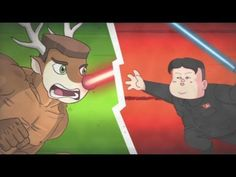 Kim Jong Un vs. Christmas - YouTube