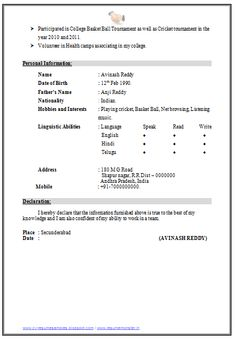 Computer Science BTech Resume (2)