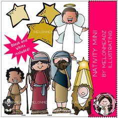 Prediseñadas de Natividad - Combo Pack