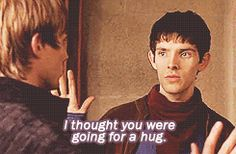 gifs beauty and the beast hugs mystuff Bradley James Arthur Pendragon Merlin colin morgan arthur Brolin merthur a servant of two masters The Diamond of the Day A Herald of the New Age