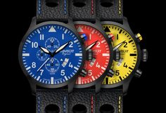 win the race with a RALLYE 6 chronograph by ADVOLAT - unique timepieces. strictly limited. individually numbered