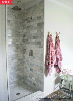 Diy Bathroom Shower Remodel - Diy Bathroom Shower Remodel, Diy Shower Renovation Using An Amazing System Dream Bathrooms, Beautiful Bathrooms, Small Bathroom, Bathroom Ideas, Bathroom Remodeling, Bathroom Makeovers, Remodeling Ideas, Condo Bathroom, Bathroom Inspiration
