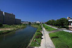 Download Photo - Muromi River - FUKUOKA SHOWCASE