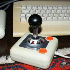 Commodore 64 Joystic TAC 2