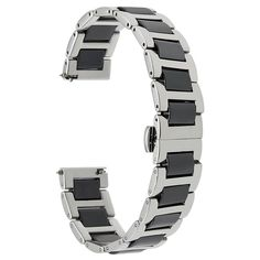 Gear S3 Bands TRUMiRR 22mm Ceramic Watch Band Quick Release Strap All Links Removable for Samsung Gear S3 Classic/FrontierGear 2 R380 R381 R382Moto 360 2 46mmAsus ZenWatch 1 2 MenPebble Time ** You can find out more details at the link of the image. (This is an affiliate link) #SmartWatch