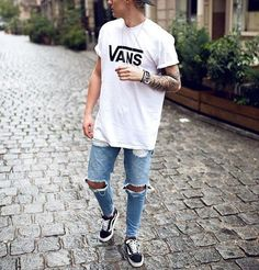 Simple and Crazy Ideas Can Change Your Life: Mens Urban Wear Wardrobes modern urban fashion jackets.Urban Fashion For Women Casual. Mode Outfits, Urban Outfits, Casual Outfits, Denim Outfits, Urban Dresses, Fashion Moda, Urban Fashion, Korean Fashion Men, Mens Fashion