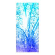 Vernal Tree Rack Card